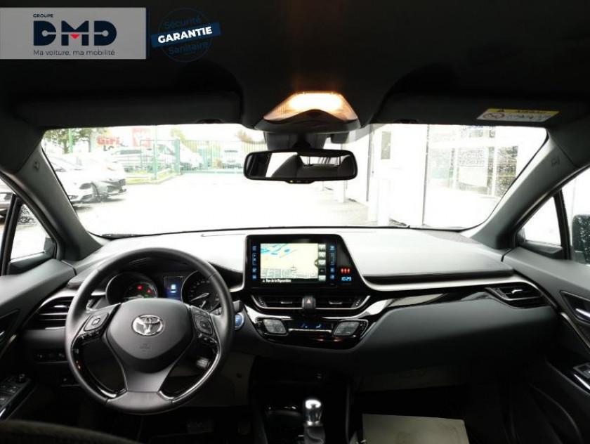 Toyota C-hr 122h Edition 2wd E-cvt - Visuel #5