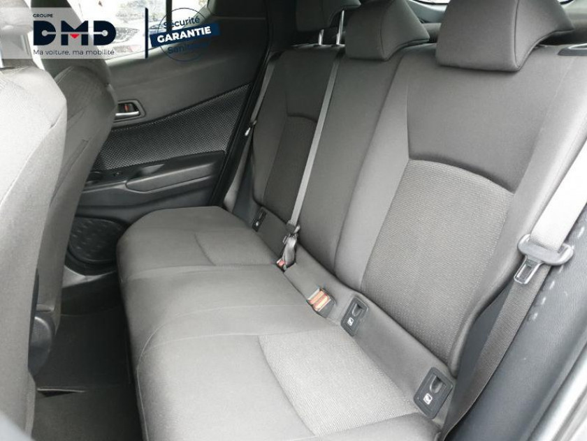Toyota C-hr 122h Edition 2wd E-cvt - Visuel #10