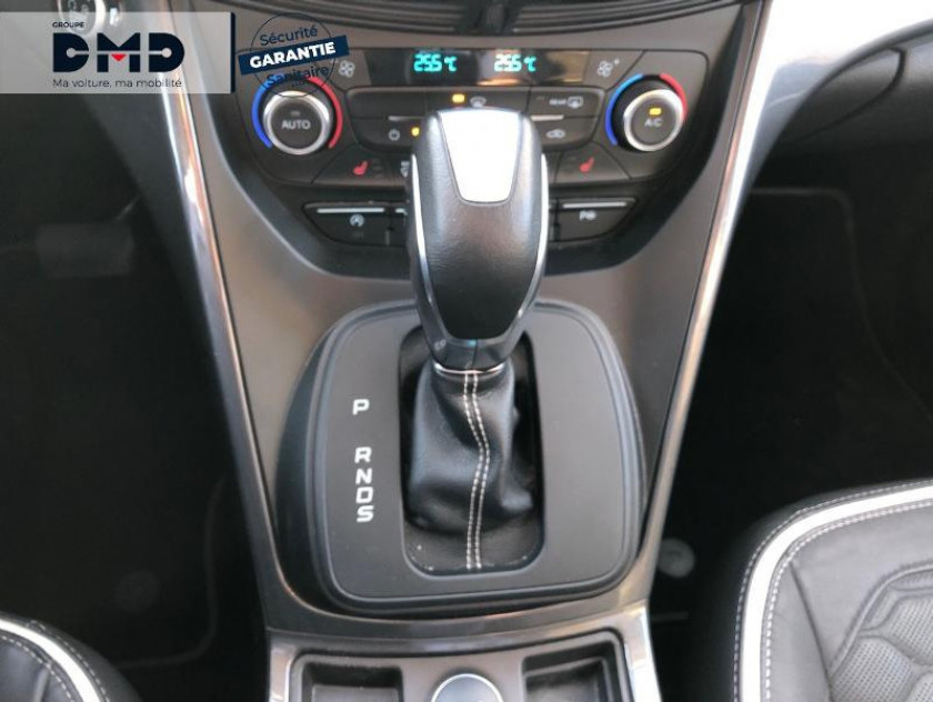 Ford Kuga 2.0 Tdci 120ch Stop&start Vignale 4x2 Powershift Euro6.2 - Visuel #8