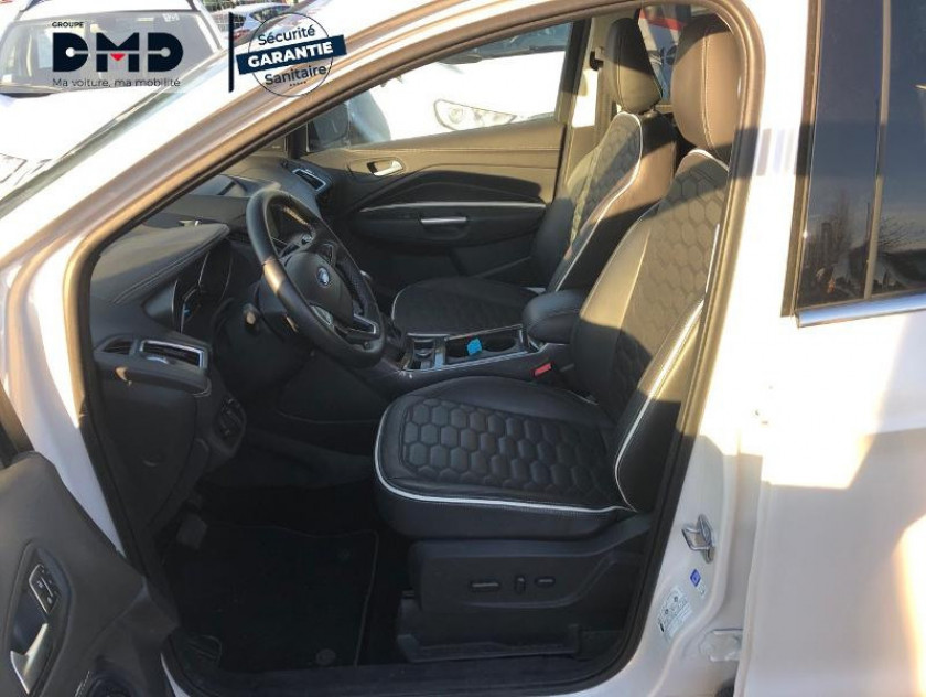 Ford Kuga 2.0 Tdci 120ch Stop&start Vignale 4x2 Powershift Euro6.2 - Visuel #9