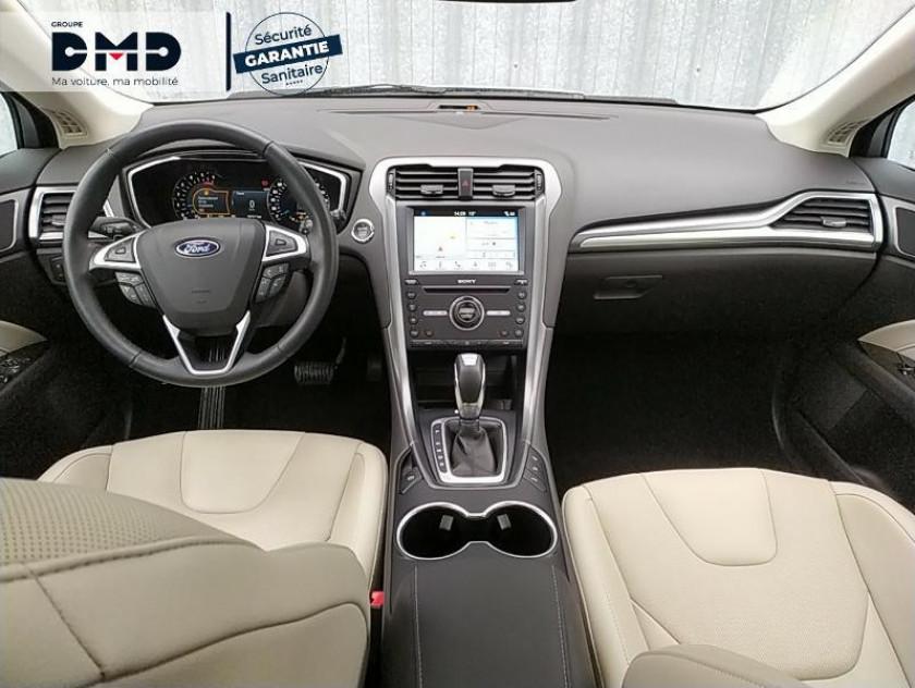 Ford Mondeo Sw 2.0 Tdci 180ch Titanium Powershift Euro6.2 - Visuel #5