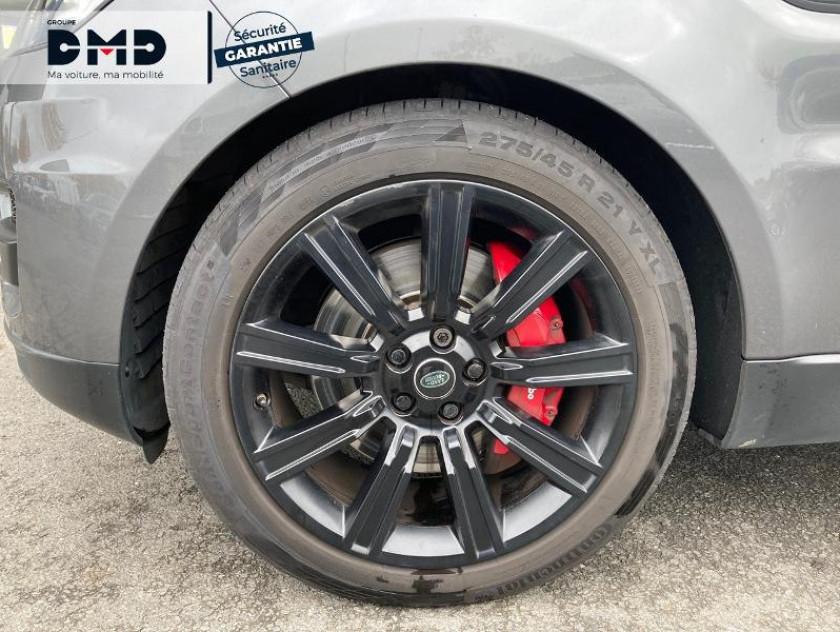 Land Rover Range Rover Sport 5.0 V8 Supercharged 510 Hse Dynamic Mark Iv - Visuel #13