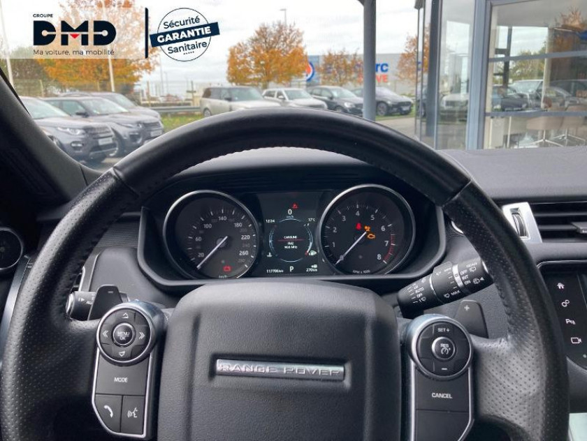 Land Rover Range Rover Sport 5.0 V8 Supercharged 510 Hse Dynamic Mark Iv - Visuel #7