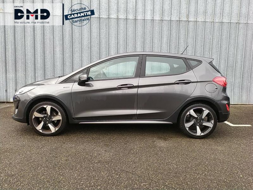 Ford Fiesta Active 1.0 Ecoboost 100ch S&s Pack Euro6.1 - Visuel #2