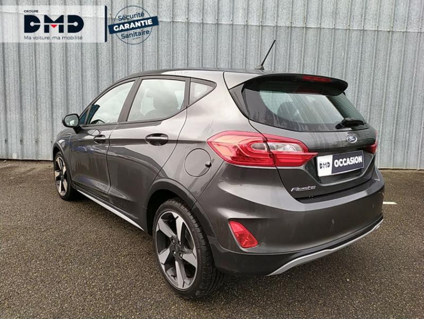 Ford Fiesta Active 1.0 Ecoboost 100ch S&s Pack Euro6.1 - Visuel #3