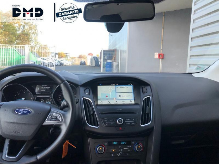 Ford Focus 1.5 Tdci 120ch Stop&start Executive - Visuel #5
