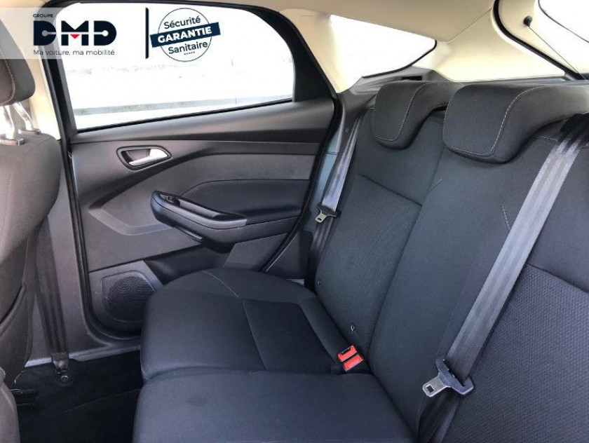 Ford Focus 1.5 Tdci 105ch Econetic Stop&start Business Nav - Visuel #10