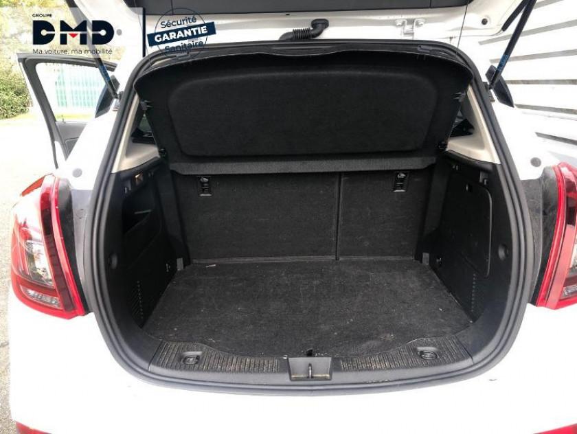 Opel Mokka X 1.6 D 136 Black Edition 4x2 Euro6d-t - Visuel #12