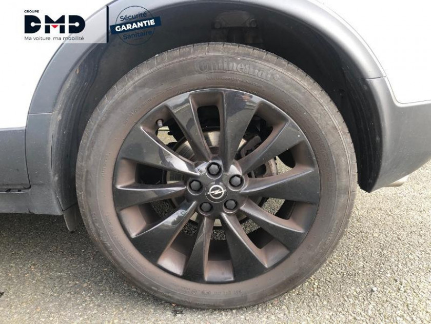 Opel Mokka X 1.6 D 136 Black Edition 4x2 Euro6d-t - Visuel #13