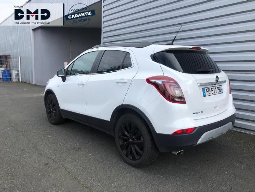 Opel Mokka X 1.6 D 136 Black Edition 4x2 Euro6d-t - Visuel #3