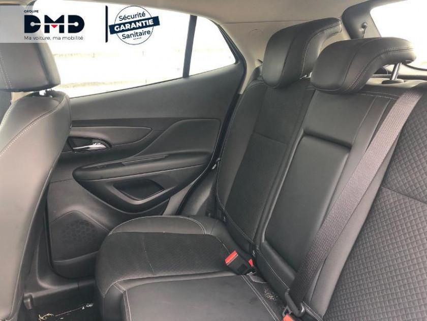 Opel Mokka X 1.6 D 136 Black Edition 4x2 Euro6d-t - Visuel #10