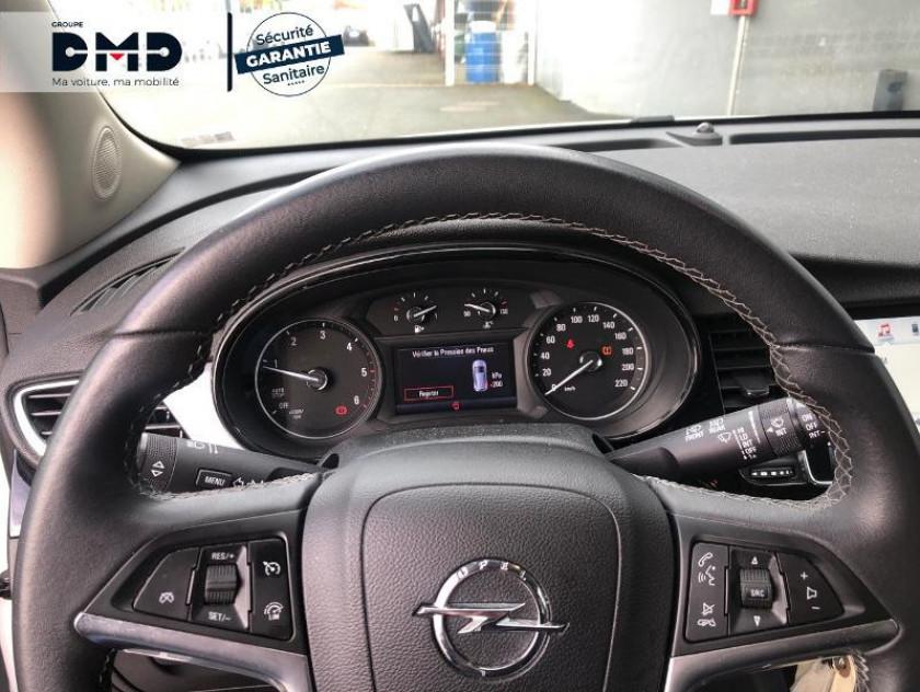 Opel Mokka X 1.6 D 136 Black Edition 4x2 Euro6d-t - Visuel #7