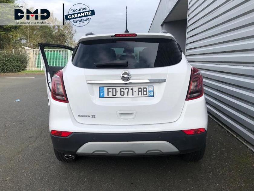 Opel Mokka X 1.6 D 136 Black Edition 4x2 Euro6d-t - Visuel #11