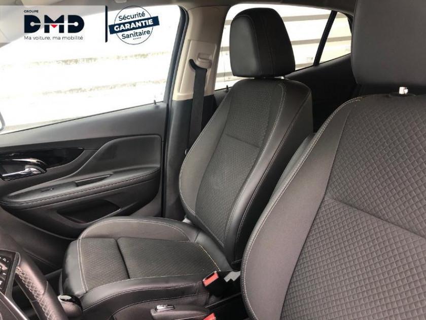 Opel Mokka X 1.6 D 136 Black Edition 4x2 Euro6d-t - Visuel #9