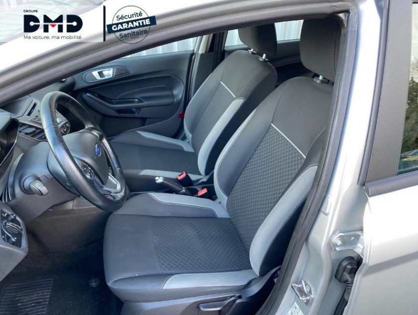 Ford Fiesta 1.5 Tdci 95ch Fap Eco Stop&start Business Nav 5p - Visuel #9