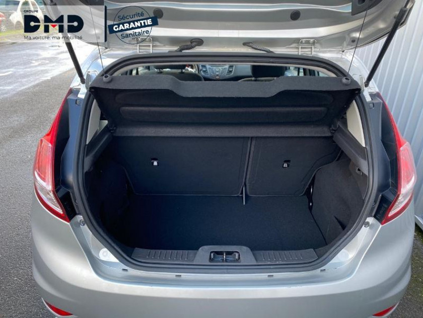 Ford Fiesta 1.5 Tdci 95ch Fap Eco Stop&start Business Nav 5p - Visuel #12