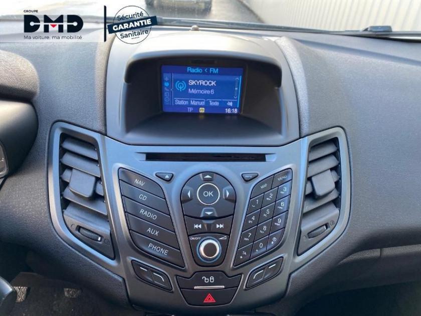 Ford Fiesta 1.5 Tdci 95ch Fap Eco Stop&start Business Nav 5p - Visuel #6