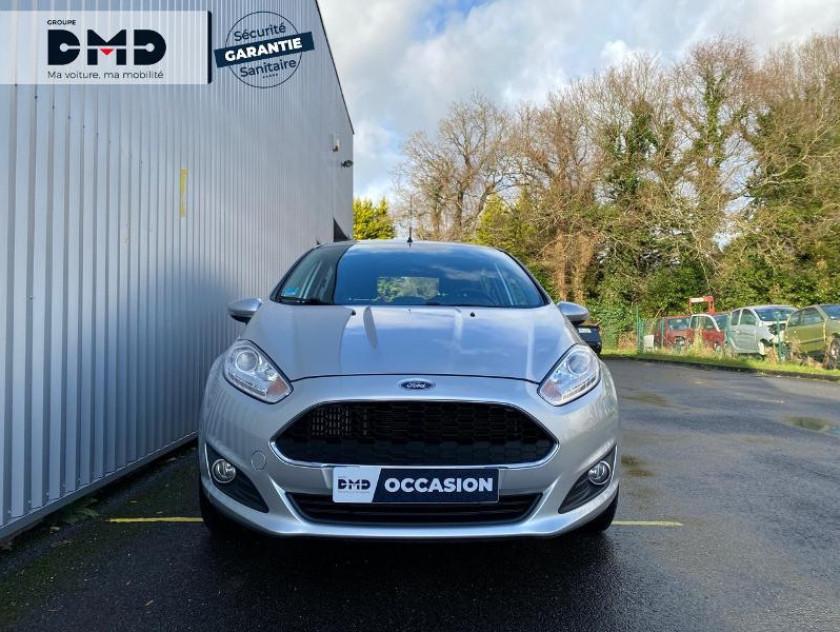 Ford Fiesta 1.5 Tdci 95ch Fap Eco Stop&start Business Nav 5p - Visuel #4