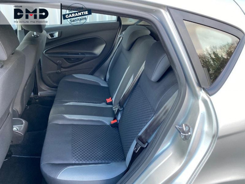 Ford Fiesta 1.5 Tdci 95ch Fap Eco Stop&start Business Nav 5p - Visuel #10