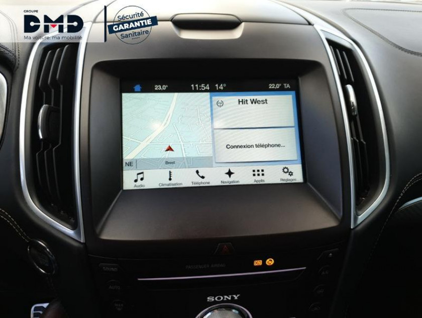 Ford S-max 2.0 Tdci Bi-turbo 210ch Stop&start Vignale Powershift - Visuel #6