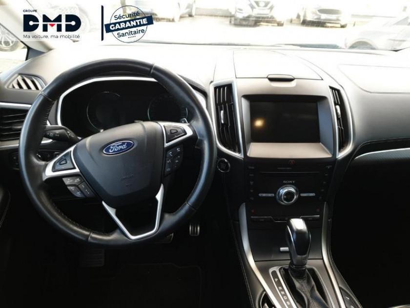 Ford S-max 2.0 Tdci Bi-turbo 210ch Stop&start Vignale Powershift - Visuel #5