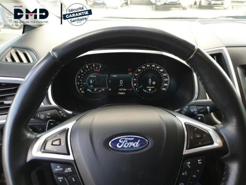 Ford S-max 2.0 Tdci Bi-turbo 210ch Stop&start Vignale Powershift - Visuel #7