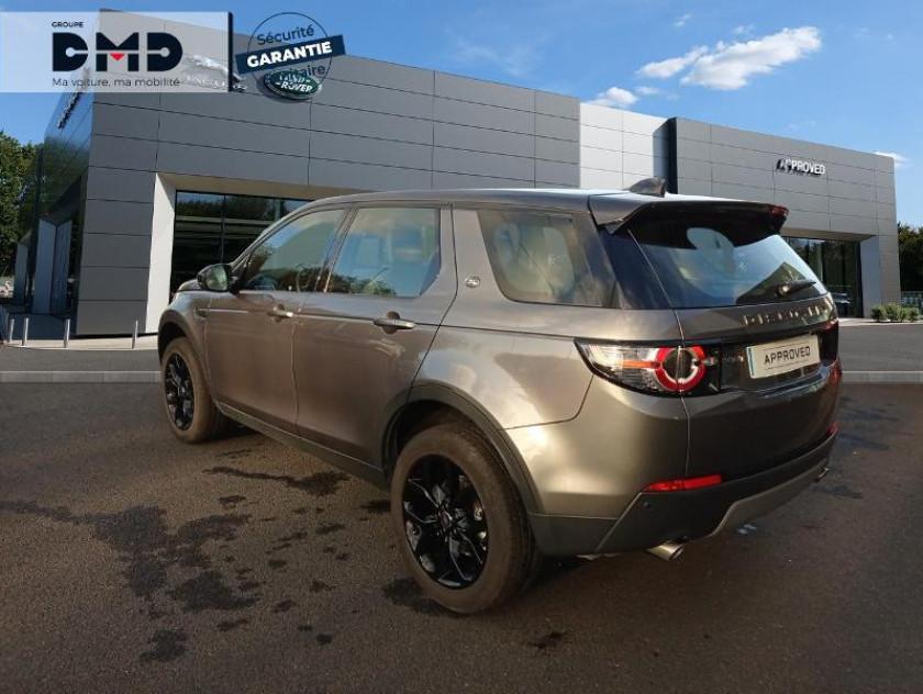 Land Rover Discovery Sport 2.0 Td4 180ch Landmark Awd Bva Mark Iv - Visuel #3