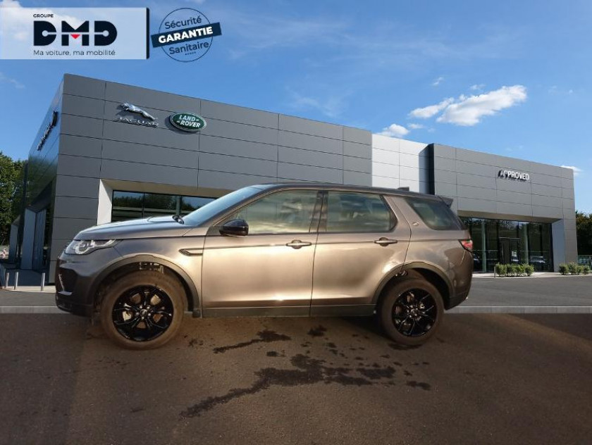 Land Rover Discovery Sport 2.0 Td4 180ch Landmark Awd Bva Mark Iv - Visuel #2
