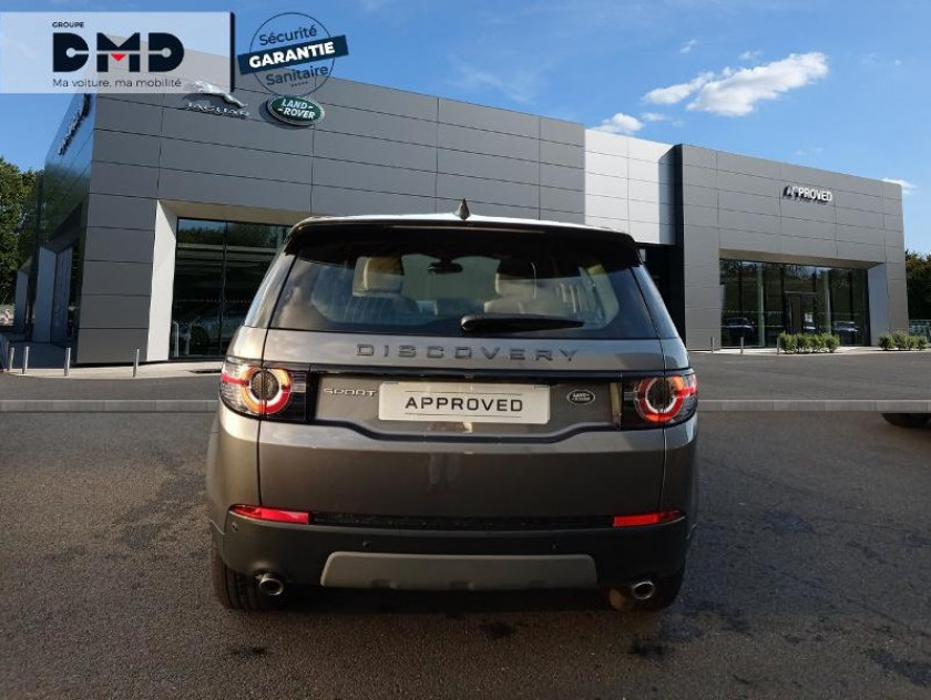 Land Rover Discovery Sport 2.0 Td4 180ch Landmark Awd Bva Mark Iv - Visuel #11