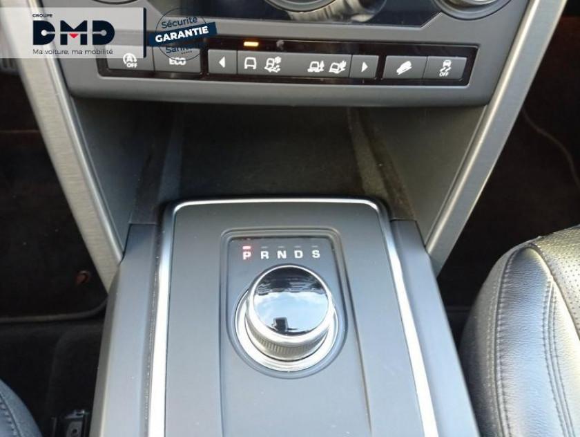 Land Rover Discovery Sport 2.0 Td4 180ch Landmark Awd Bva Mark Iv - Visuel #8