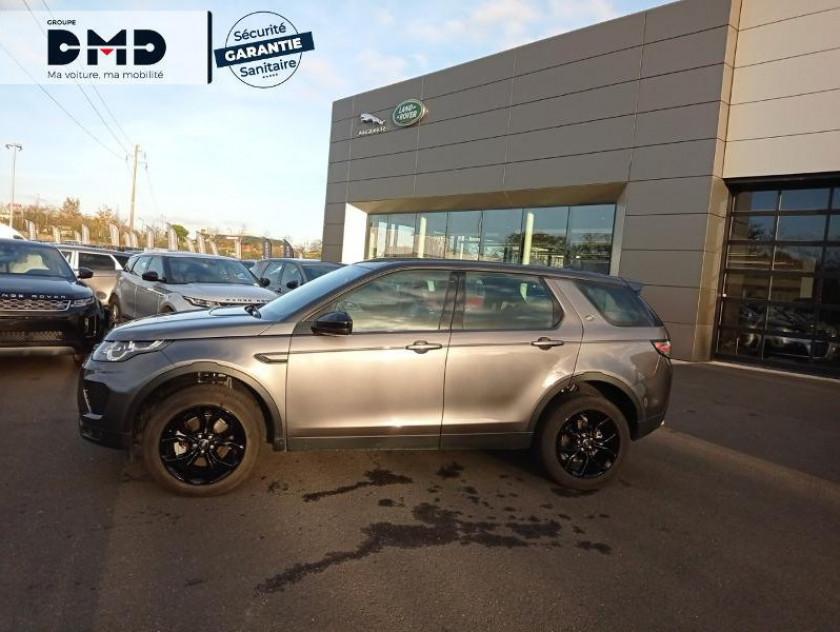 Land Rover Discovery Sport 2.0 Td4 180ch Landmark Awd Bva Mark Iv - Visuel #15
