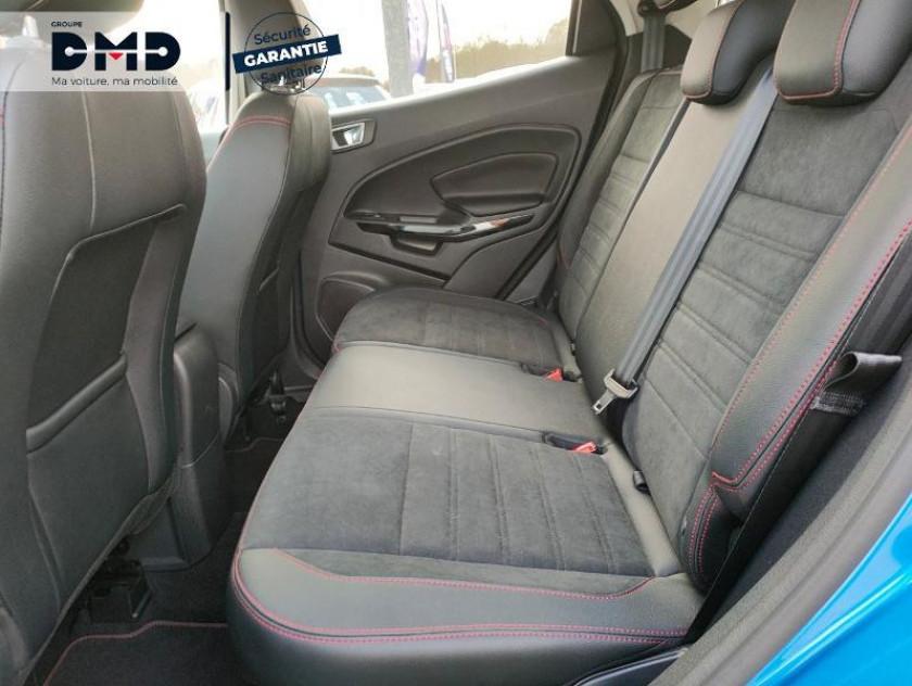 Ford Ecosport 1.5 Ecoblue 95ch St-line - Visuel #10
