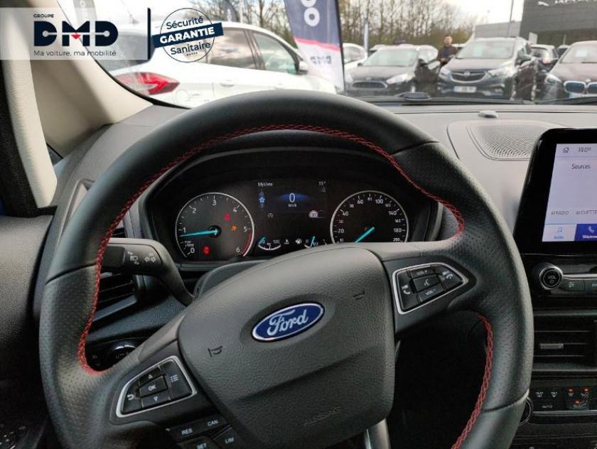 Ford Ecosport 1.5 Ecoblue 95ch St-line - Visuel #7