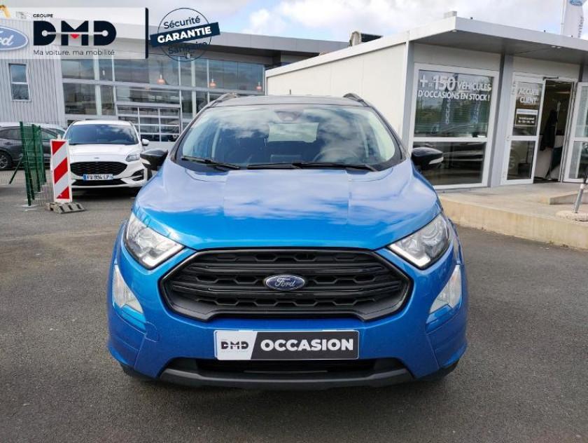 Ford Ecosport 1.5 Ecoblue 95ch St-line - Visuel #4