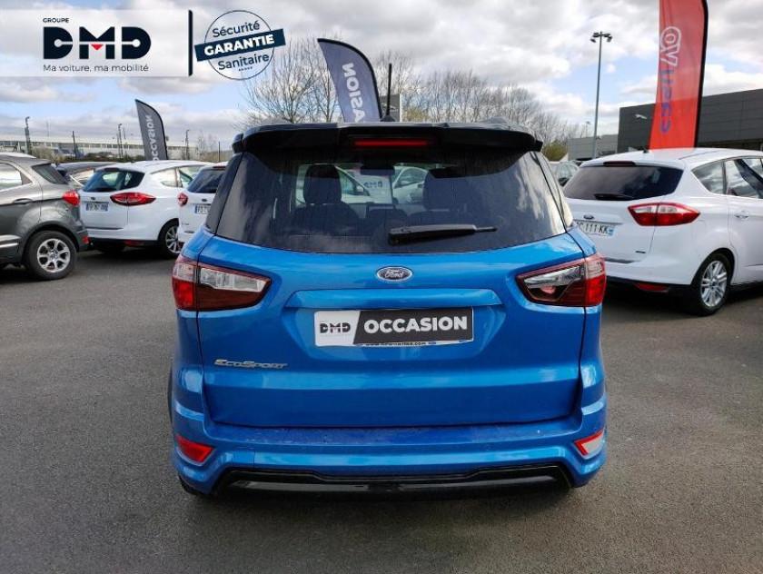 Ford Ecosport 1.5 Ecoblue 95ch St-line - Visuel #11