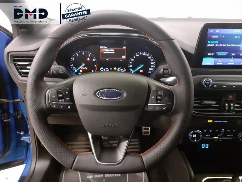 Ford Focus 1.0 Ecoboost 125ch Mhev St-line - Visuel #7
