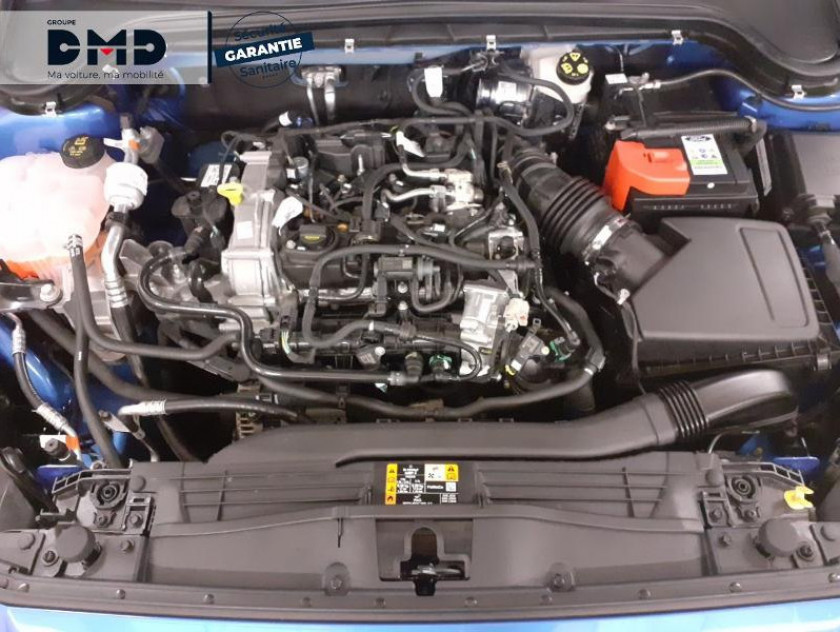 Ford Focus 1.0 Ecoboost 125ch Mhev St-line - Visuel #14