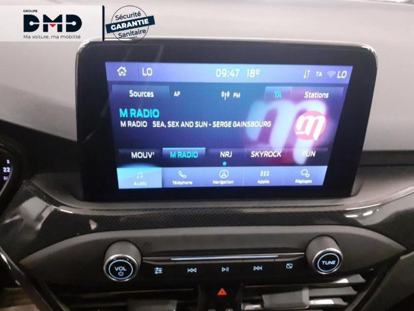 Ford Focus 1.0 Ecoboost 125ch Mhev St-line - Visuel #6