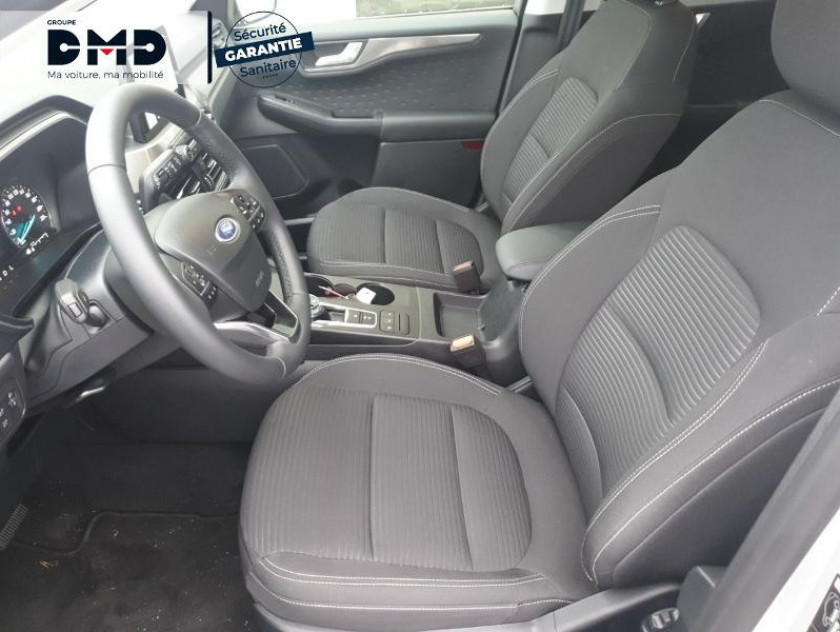 Ford Kuga 2.5 Duratec 225ch Powersplit Phev Titanium E-cvt - Visuel #9