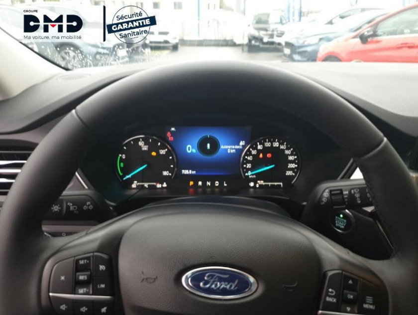 Ford Kuga 2.5 Duratec 225ch Powersplit Phev Titanium E-cvt - Visuel #7