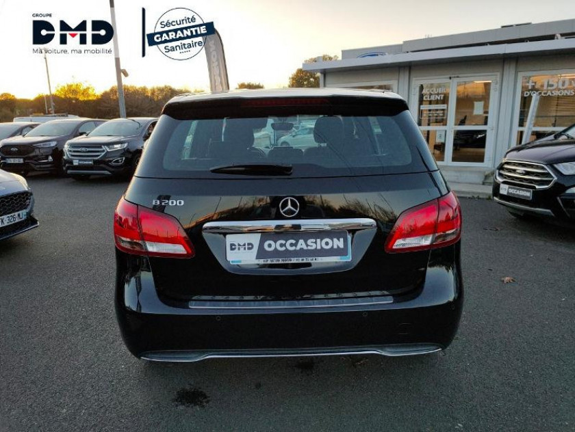 Mercedes-benz Classe B 200 156ch Inspiration Euro6d-t - Visuel #11