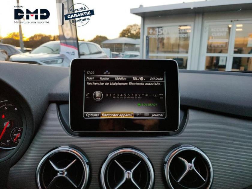 Mercedes-benz Classe B 200 156ch Inspiration Euro6d-t - Visuel #6