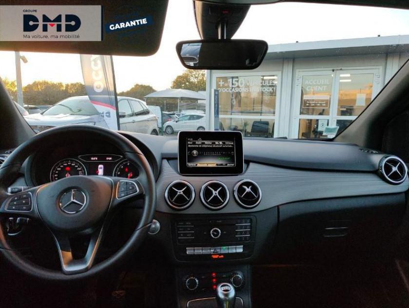 Mercedes-benz Classe B 200 156ch Inspiration Euro6d-t - Visuel #5