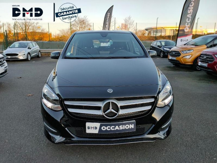 Mercedes-benz Classe B 200 156ch Inspiration Euro6d-t - Visuel #4