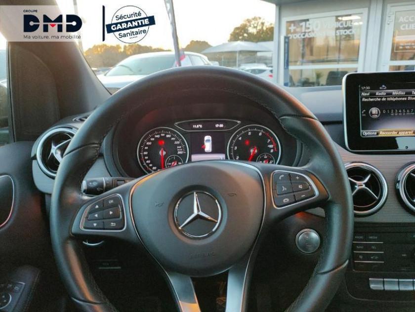 Mercedes-benz Classe B 200 156ch Inspiration Euro6d-t - Visuel #7