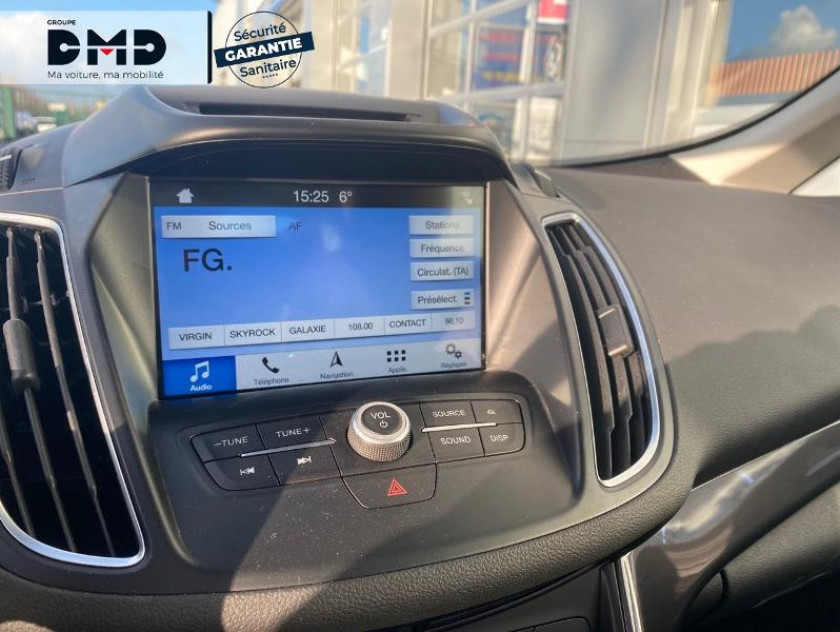 Ford Grand C-max 1.5 Tdci 120ch Stop&start Titanium Powershift - Visuel #6