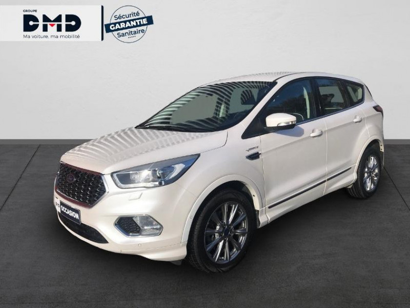 Ford Kuga 2.0 Tdci 150ch Stop&start Vignale 4x2 - Visuel #1