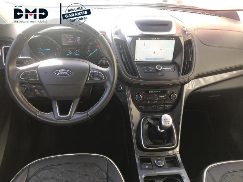 Ford Kuga 2.0 Tdci 150ch Stop&start Vignale 4x2 - Visuel #5