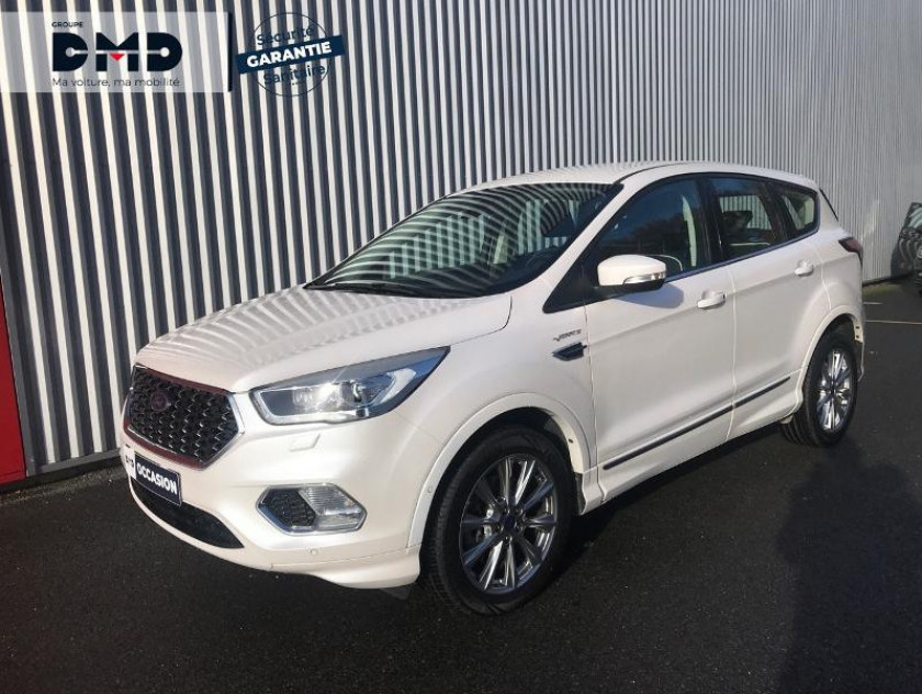 Ford Kuga 2.0 Tdci 150ch Stop&start Vignale 4x2 - Visuel #14