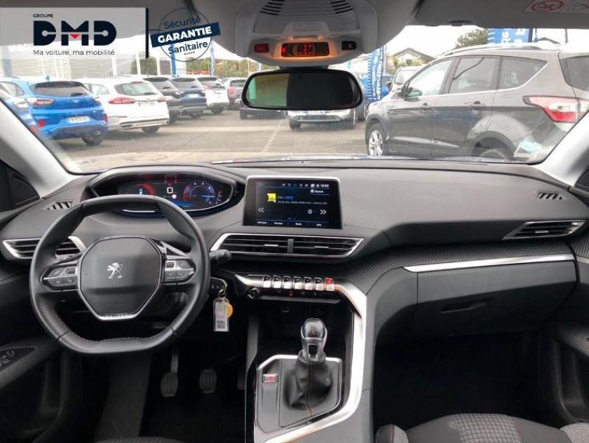 Peugeot 5008 1.5 Bluehdi 130ch E6.c Active Business S&s - Visuel #5
